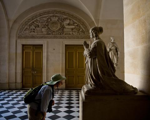 Versailles Castle_albert bonsfills