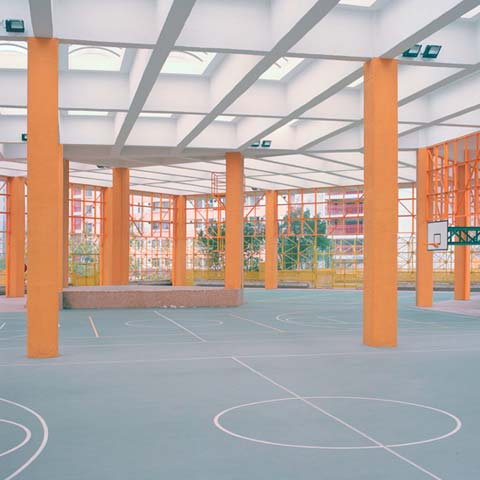 Ward-Roberts empty courts photography
