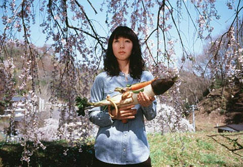 Tsuyoshi Ozawa vegetable guns