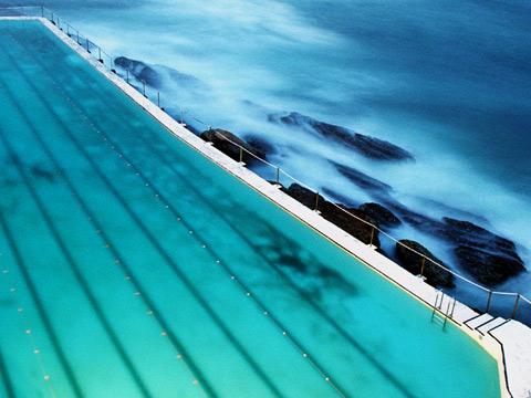 Bondi-Beach Steve Back photography