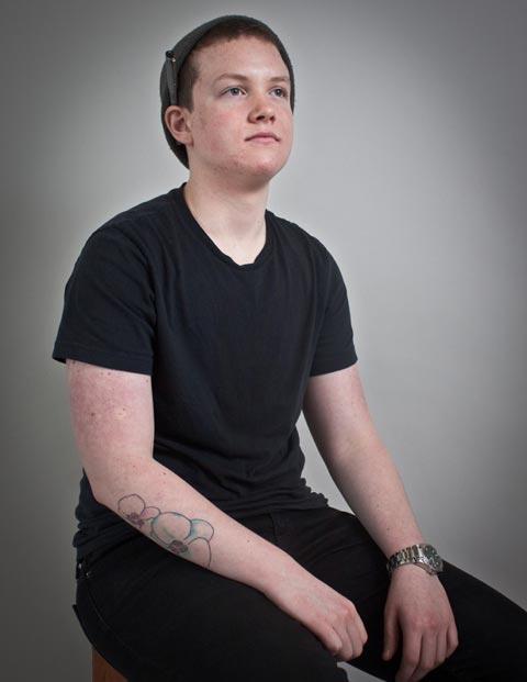 LGBT-youth Laurel Golio photography