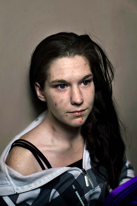 Photographing a Heroin Addict through Despair, Horror and Hope