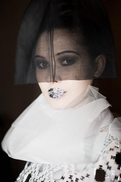 New York Fashion Week shawn-brackbill