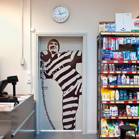 Halden Prison Norway Gughi-Fassino