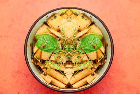Ilyse-Krivel food from mars