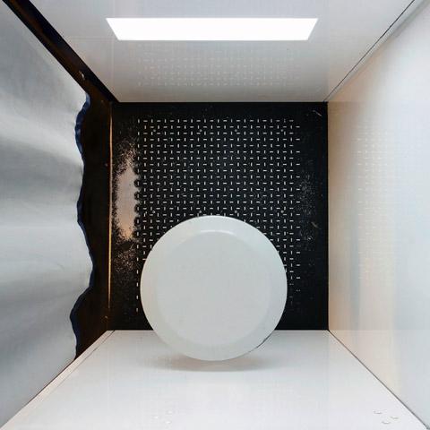 Abstract Interior Photos Conjure Feelings Of Vertigo