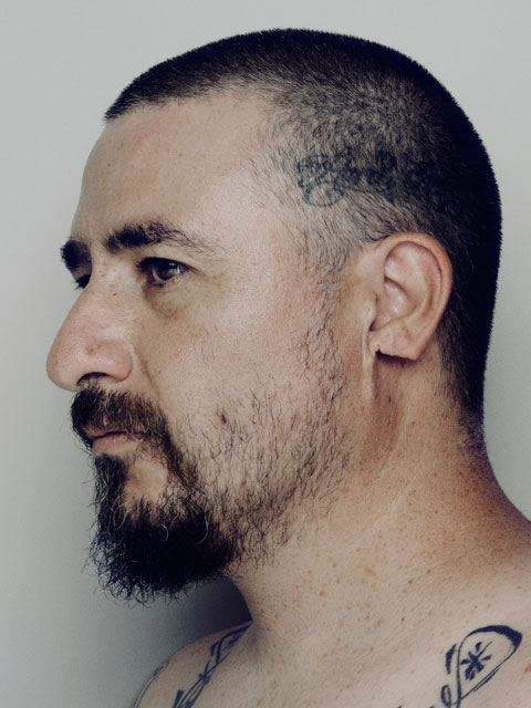 Carlos Alvarez Montero scars tattoos photography