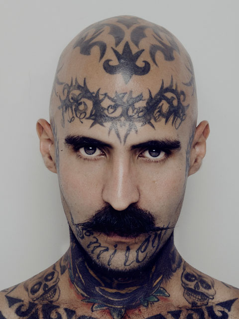 Carlos Alvarez Montero scars tattoos photography