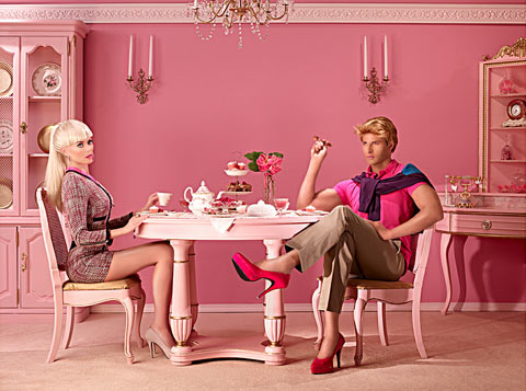 Barbie-Inspired Photographs of a Loveless Marriage