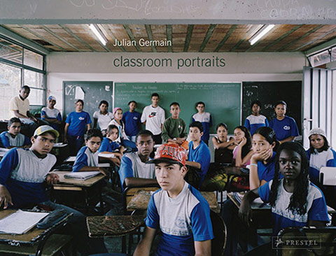 Julian Germain Classroom Portraits