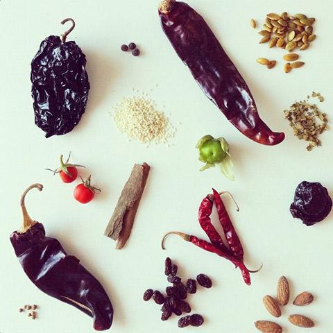food-collage Julie Lee