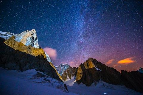 Kamil-Tamiola alps