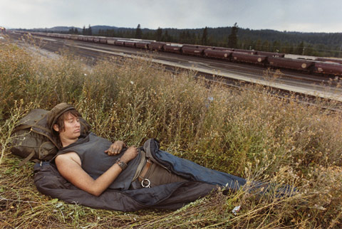 Mike Brodie's New Photo Book Documents Raw Moments Between His Freighthopping Friends