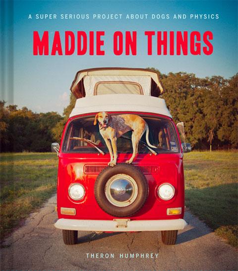 maddie-on-things book