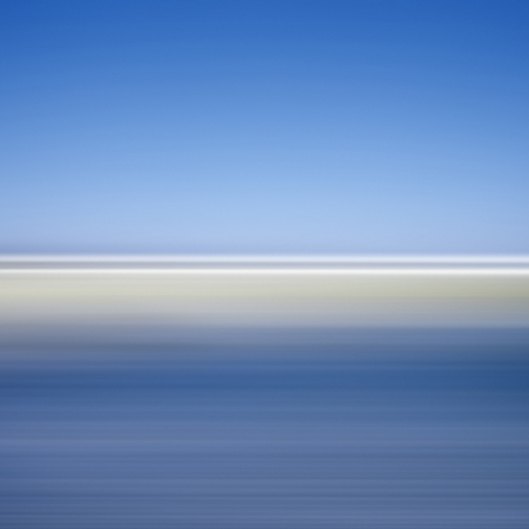 Photographs of Motionless Bodies of Water Inspired by Rothko
