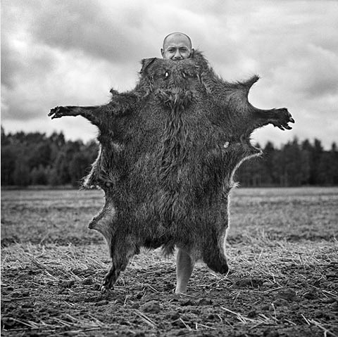 Fascinating Portraits of Traditional Polish Farmers