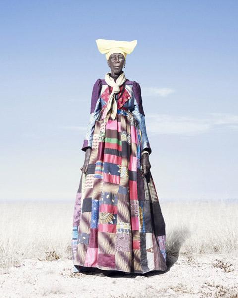 Captivating Portraits of Namibia's Fashionable Herero Tribe