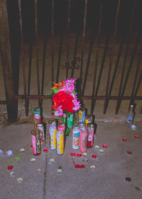 Oakland-murder-shrine
