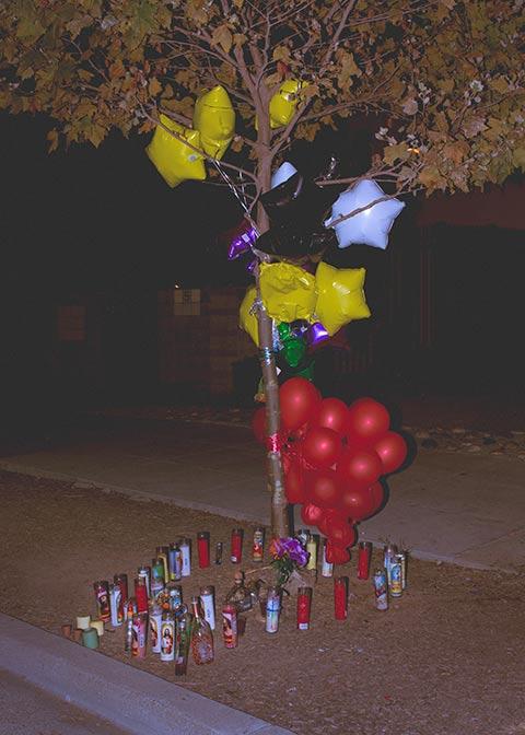 Oakland-murder-shrine