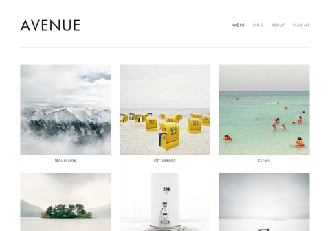 Squarespace offers modern and intuitive website templates for Best squarespace template for video