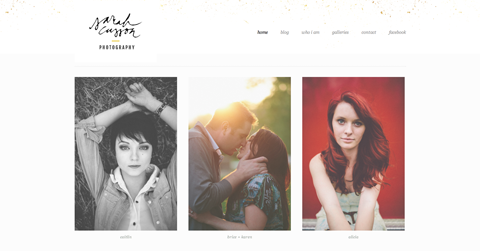 Four Squarespace Website Templates Designed With Photographers In - Best squarespace template for photographers
