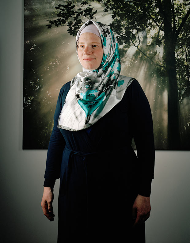 Portraits of Americans Who Have Converted to Islam