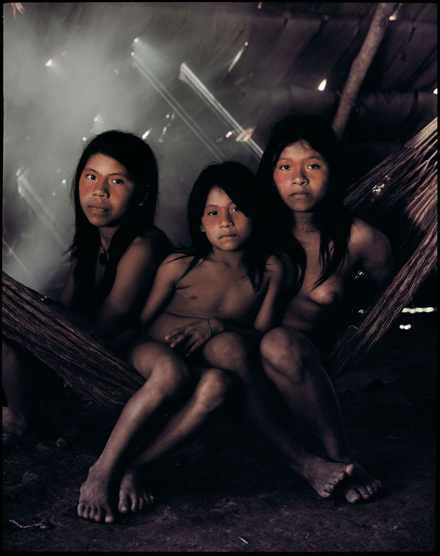 Huaorani_Jimmy_Nelson_Photography
