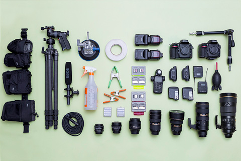 What's In Your Camera Bag?: Sports Photographer Laura Barisonzi