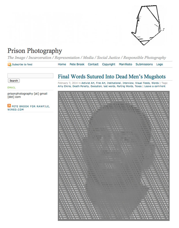 Prison Photography