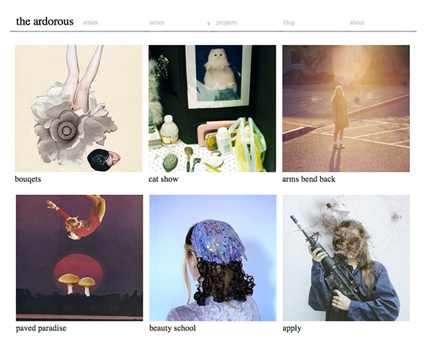 50 Awesome Photography Websites Feature Shoot Recommends for Daily Inspiration