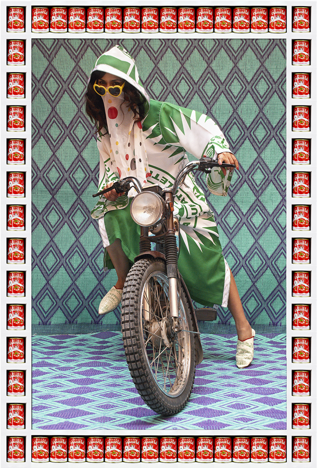 All Female Biker Gangs of Marrakesh Photographed by Hassan Hajjaj