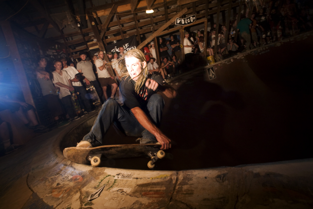 Photos from Skatopia: '88 Acres of Anarchy' in the Woods of Ohio