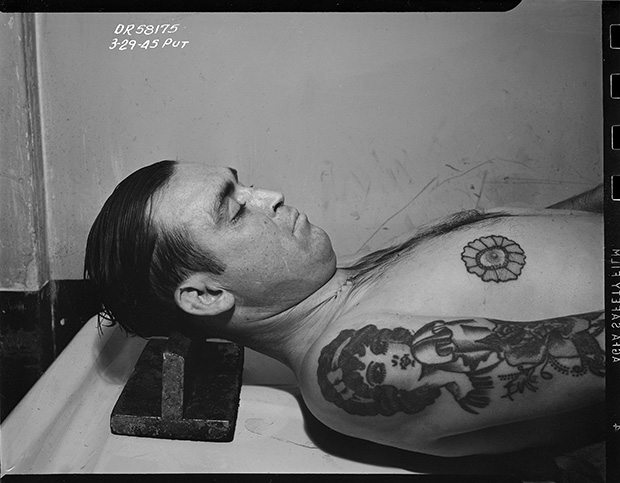 Photographer Unearths a Wealth of True Crime Photos from the LAPD Archives