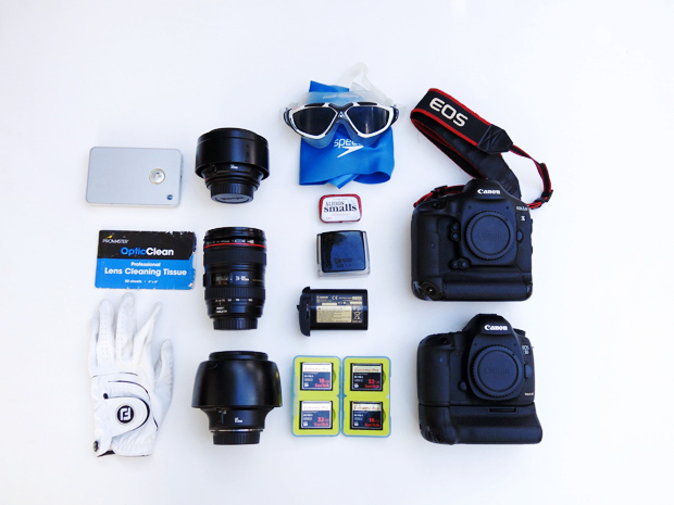 What's In Your Camera Bag?: Sports Illustrated Photographer Walter Iooss