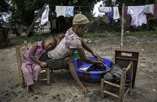 Living On A Dollar A Day:  The Lives And Faces Of The World's Poor