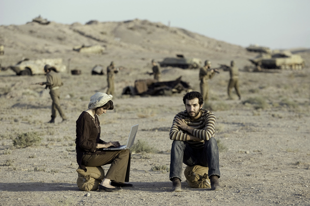Thought-Provoking Photographs Depict the Psychological Effects of War in Iran