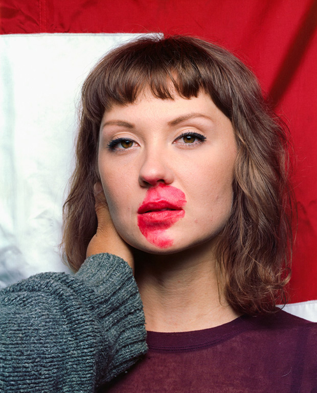 The Makeout Project: Photographer Kisses People Right Before Snapping Their Portrait