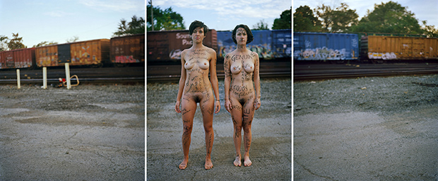 Compelling Nude Portraits Explore Both Self-Identity and Stereotypes (NSFW)