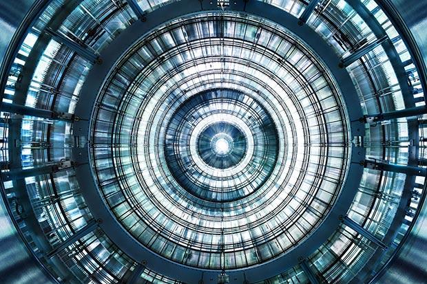 Mind-bending Photos Inside Nuclear Power Plants