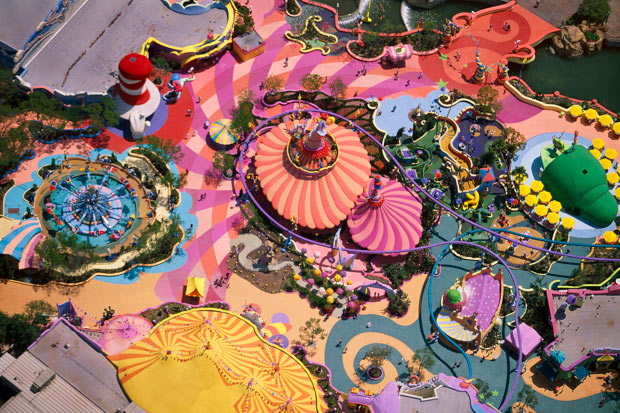 Photo du Jour: Candyland