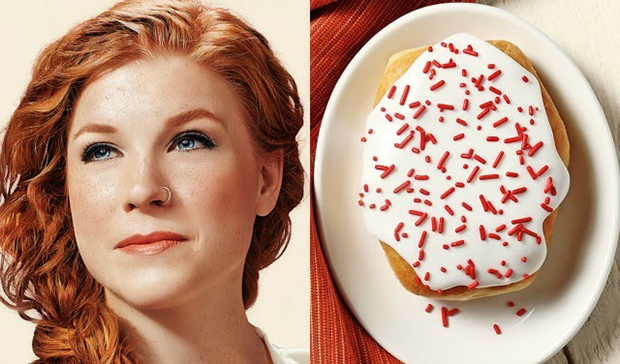 Portraits Of People And Their Donut Doppelgängers