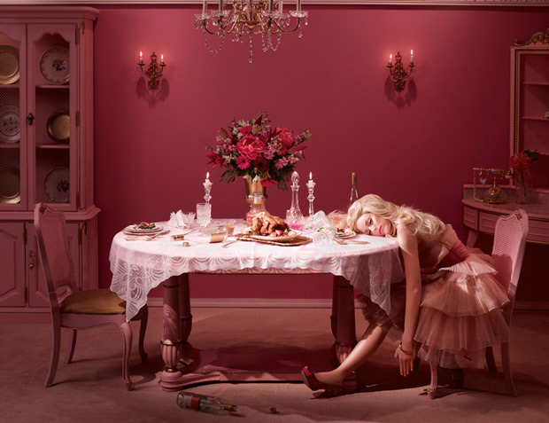 Photographer Dina Goldstein Talks Pop Surrealism And The