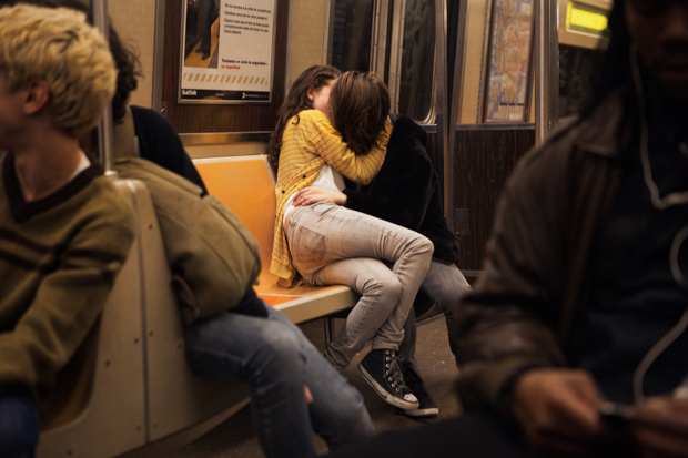 Coming of Age in NYC: Photos Explore the Frenzied Lives of Teenage Girls in the City