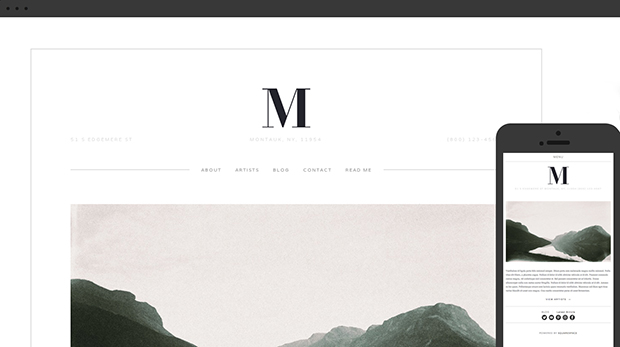Photographers, Enter to Win a Complete Website Makeover From Our Friends at Squarespace