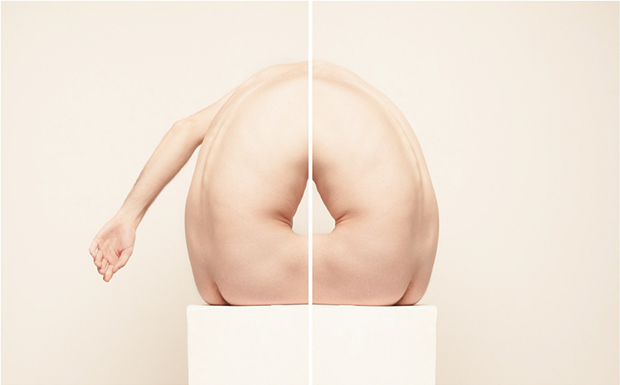 Mind-Bending Nudes Challenge Perception of the Human Form