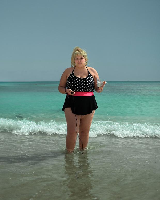 Photo du Jour: 'Stranger Tourist Self-Portraits'