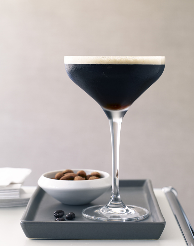Cocktail Hour: Spiked Black Coffee