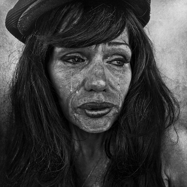 Powerful Portraits Look Deep Into the Eyes of Homeless Men ...