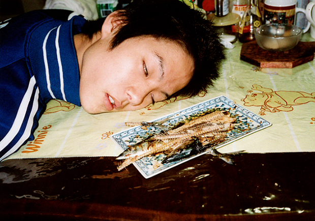 Letting It All Hang Out: Motoyuki Daifu's 'Project Family' Shows the Messy Inner Workings of His Family Home