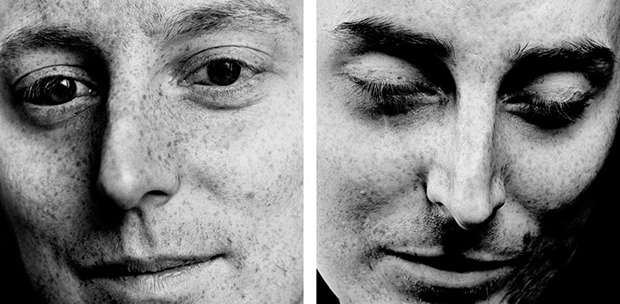 Powerful Portraits of Individuals Before and Directly After Their Death